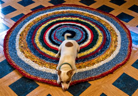 toothbrush rug directions how to make a rag rug squidoo invitations ideas
