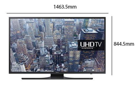 Tv Led Samsung Anti Petir samsung 65 inch 4k ultra hd flat smart led tv