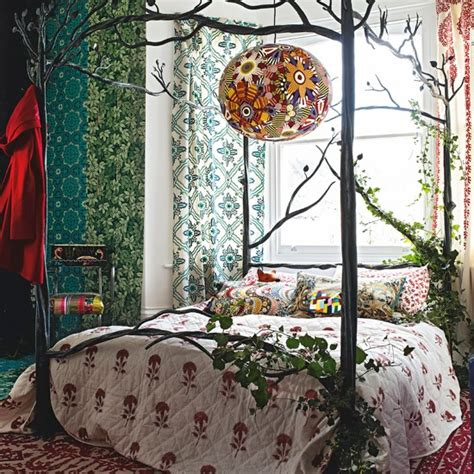 hippie bohemian bedroom bohemian hippie bedroom ideas