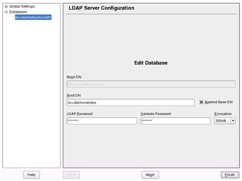 linux howto ldap suse linux enterprise server sles 10 installation and