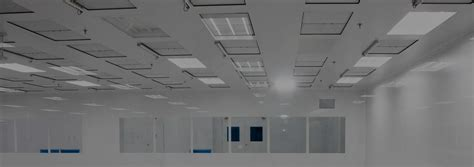 Ceiling Grid System Home Www Cleanroom Industries