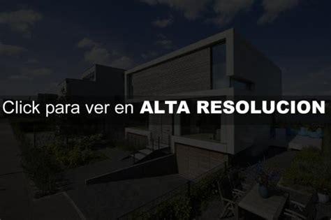 4 Car Garage House Plans casa moderna con mucho vidrio fachadas de casas fotos