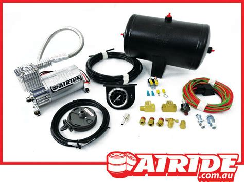 compressor tank gauge kit  air bag suspension