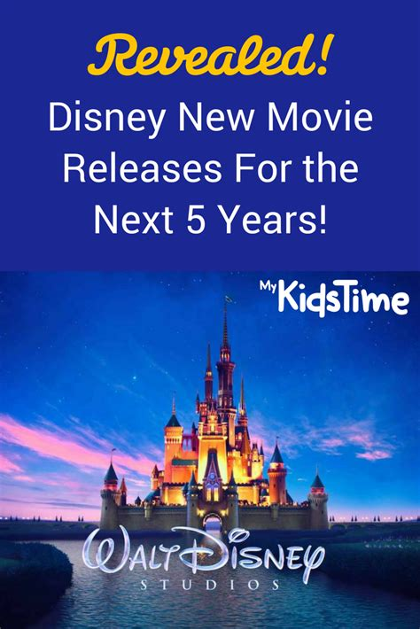 revealed   disney   releases     years