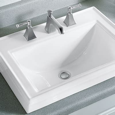 drop in bathroom sink installation bathroom sinks at the home depot