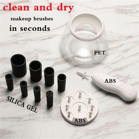 Paket Kuas Make Up mesin pembersih brush bersihkan kuas make up dengan cepat