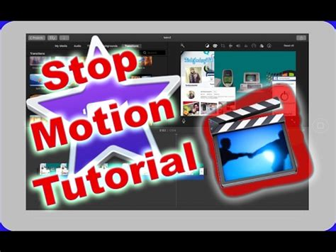 tutorial imovie stop motion full download imovie stop motion help