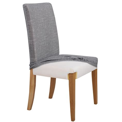 bench slipcover linen dining chair covers decoration aomuarangdong com