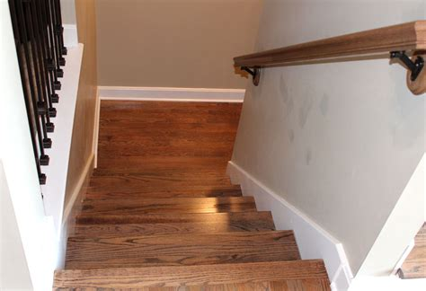 Hardwood Flooring Kansas City Hardwood Floor Refinishing Kansas City Floor Refinishing Stair Remodel Leawood Ks Rippnfinish