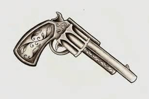 colt 45 gun tattoo on waist tattoobite com