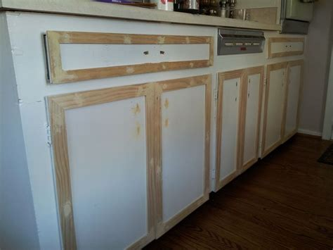Adding Trim To Kitchen Cabinet Doors - best 25 cabinets ideas on diy projects