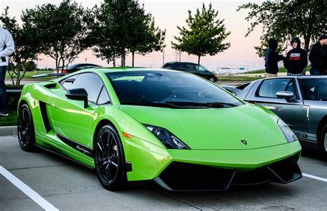 Lamborghini Gallardo Green Green Lamborghini Gallardo Superleggera Lamborghini