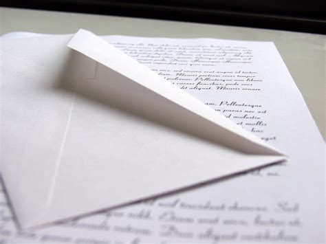 Letter Envelope State Approval Usdoe Issues Second Dear Colleague Letter 171 Wcet Frontiers