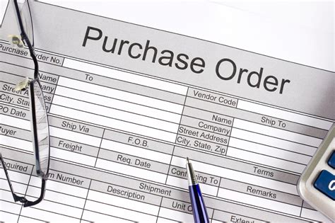Purchase Order Purchase Order Basics For Small Business Paychex
