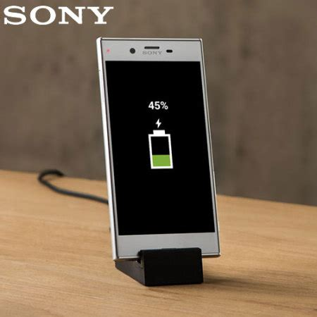 Sony Knows How To by Official Sony Dk60 Usb C Charging Dock For Xperia Smartphones
