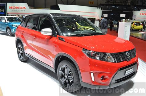 Suzuki Brazil Suzuki Vitara Compact Suv Confirmed For Market