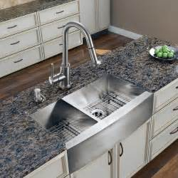 Kitchen Countertops And Sinks 25 Farm Sink Of Kitchen Lowes Chrome Kitchen Sink With Stainless Steel Kitchen Faucet