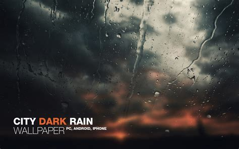 wallpaper dark rain city dark rain wallpaper by martz90 on deviantart