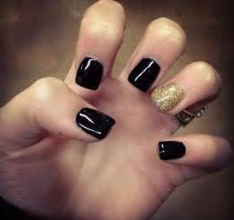 cute black and gold nail designs manicure pinterest