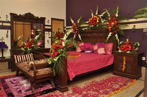 decorations for rooms wedding room decoration ideas in pakistan for bridal bedroom images