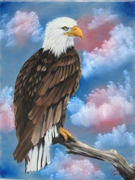 bob ross painting owls best 20 eagle painting ideas on eagle