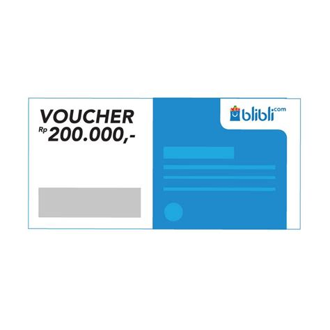 blibli alamat jual bca blibli gift card rp 200 000 e voucher online