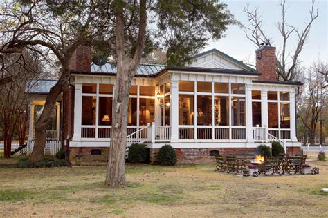 Real Life Redo Screened Porch Addition Southern Living House Plans With Porch And Big Kitchen