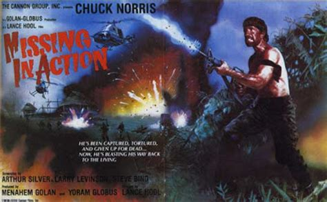 Missing In Action 1984 The Celluloid Highway Missing In Action 1984