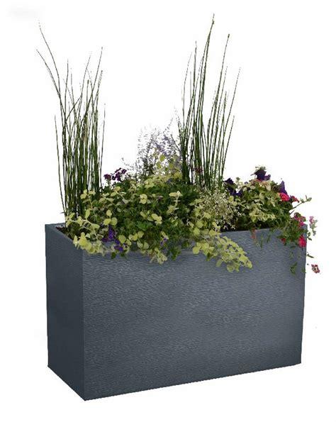 Bac A Fleur Haut 7582 bacs fleurs
