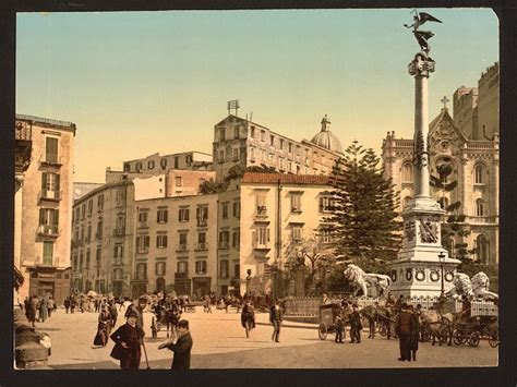 Napoli Years 1 100 year photos give a colorful glimpse of past