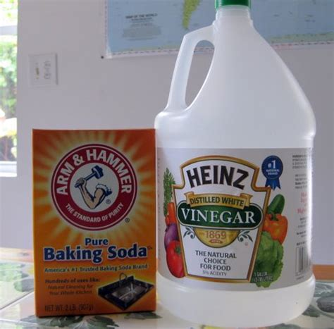 baking soda and vinegar life hacks vol 4 baking soda vinegar