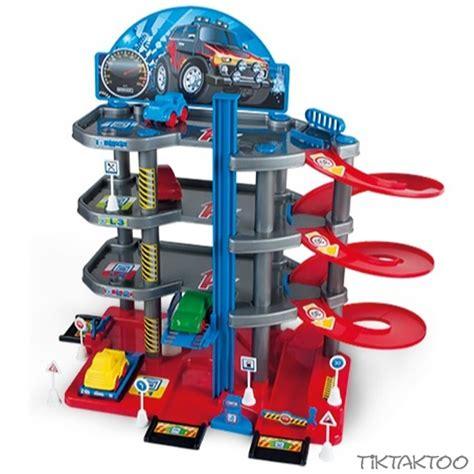 Kinder Autogarage by Parkgarage Mit 4 Ebenen Tiktaktoo