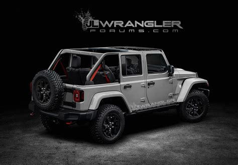 Jeep Wrangler Engine 2018 Jeep Wrangler Could Get Six Different Engine Options