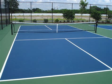 Backyard Court Surfaces Pickleball Coming To Cyntheanne Park