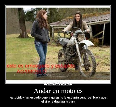 imagenes chistosas en moto andar en moto es desmotivaciones