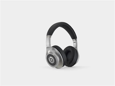 Headphone Beats Executive beats electronics introduce noise canceling executive