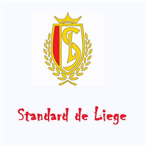 standard de liege fonds d ecran standard de liege logo image de foot