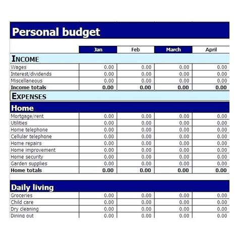 open office budget template budget template open office 28 images 5 open office