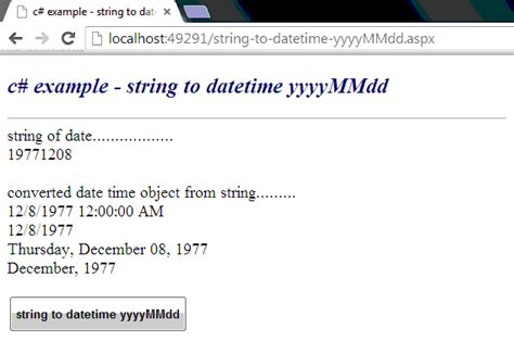 format date string c c how to format a string as datetime yyyymmdd