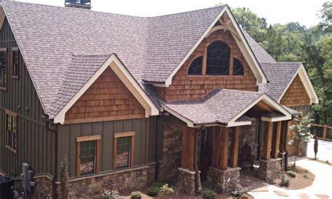 cedar gables exterior craftsman