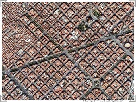 grid pattern urban planning barcelona 2017 photos eixle barcelona
