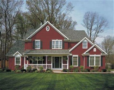 houses with red siding houses with red siding and black door kaycan davinci pinnacle building materials