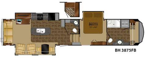 heartland fifth wheel floor plans new 2017 heartland bighorn 3875fb fifth wheel at olathe