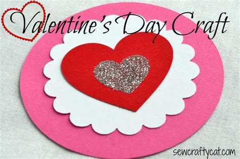 valentines paper crafts valentines day paper crafts