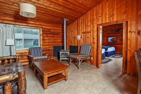 Kalaloch Cabins by Discover America Kalaloch Lodge