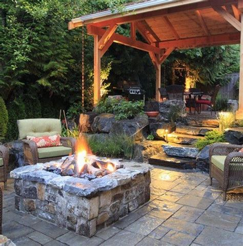 Great Patio Ideas by Triyae Great Backyard Patios Various Design