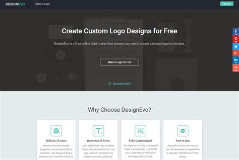 free online layout generator designevo free online logo generator internet vibes