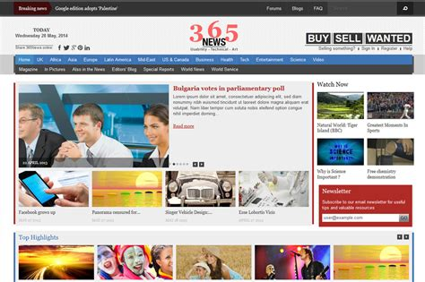 theme drupal news news drupal themes on creative market
