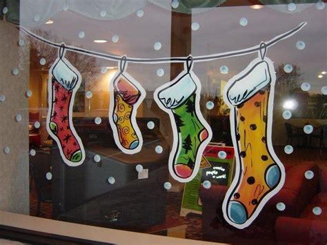 Fensterdeko Weihnachten Klassenzimmer by Fensterdeko Weihnachten Fensterdekoration