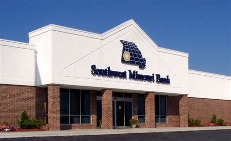 sw bank southwest missouri bank cga architects joplin mo